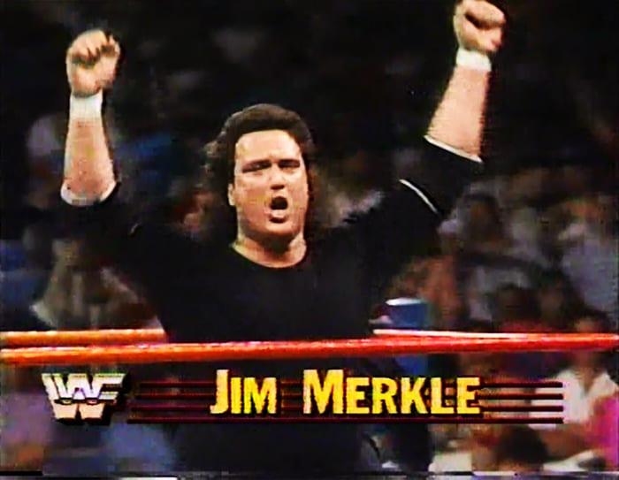 Jim Merkle WWF Jobber