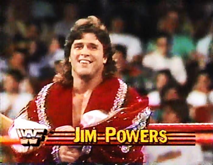 Jim Powers WWF Jobber