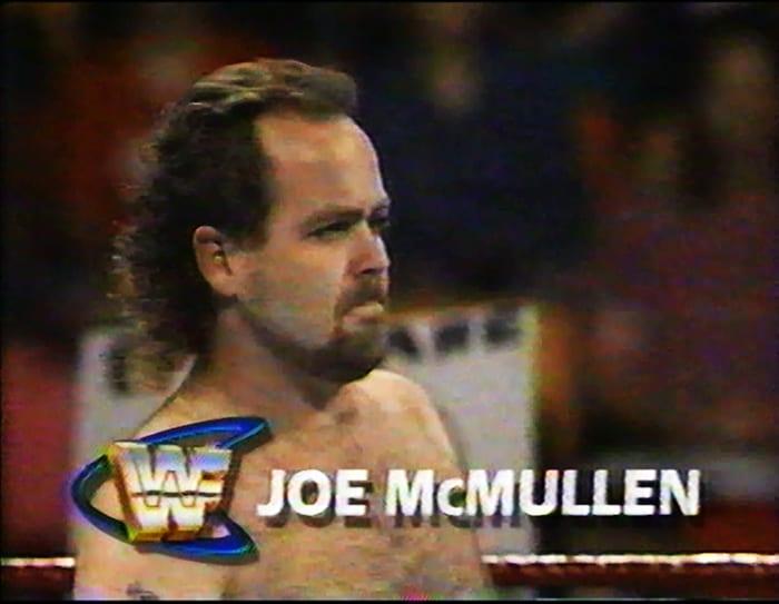 Joe McMullen WWF Jobber