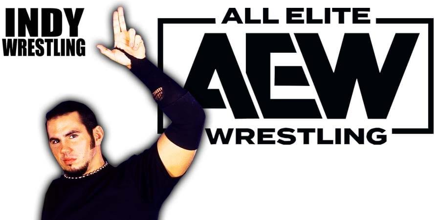 Matt Hardy AEW Wrestler