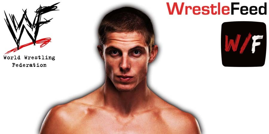 Matt Riddle Article Pic 2 WrestleFeed App