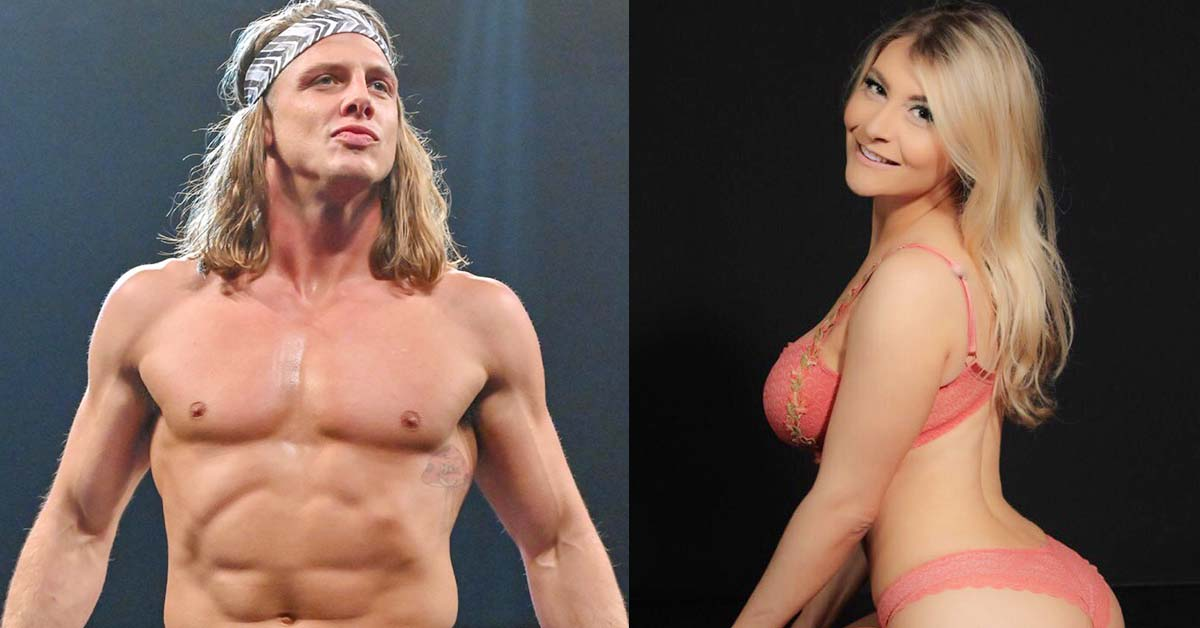 #Speakingout: WWE Star Matt Riddle Denies Sexual Allegations; Admits Affair With Candy Cartwright 1
