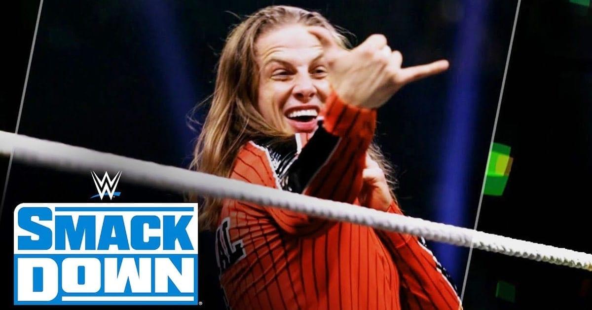 Matt Riddle WWE SmackDown Vignette