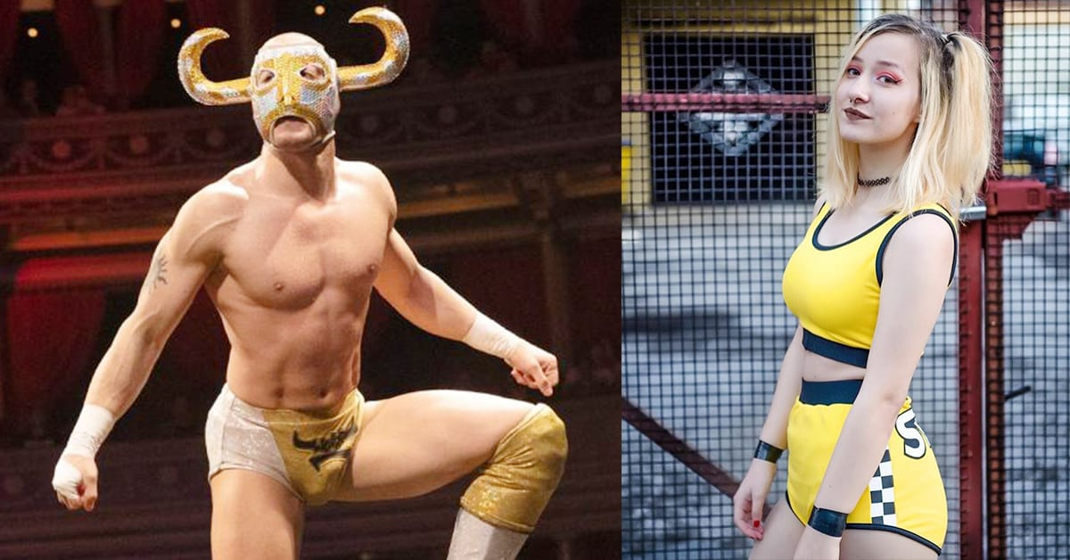 Natalie Sykes Claims She Was Abused By WWE NXT UK Wrestler Ligero
