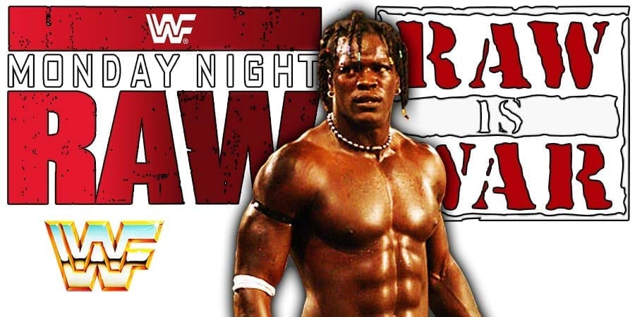 R-Truth RAW Article Pic