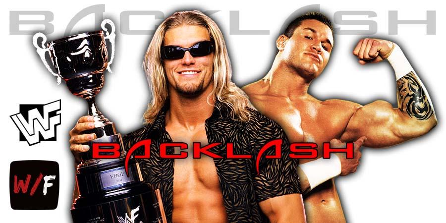 Randy Orton Defeats Edge At WWE Backlash 2020