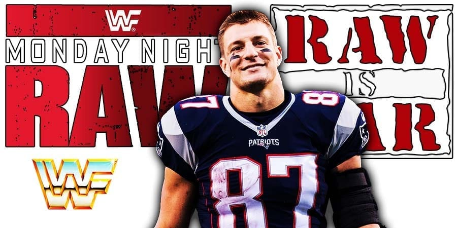 Rob Gronkowski Leaves WWE After Losing 24 7 Title On RAW