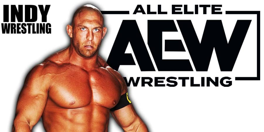 Ryback AEW All Elite Wrestling Article Pic 2