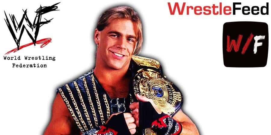Shawn Michaels Article Pic 1 WrestleFeed App