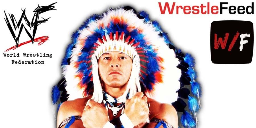 Tatanka Article Pic 1 WrestleFeed App