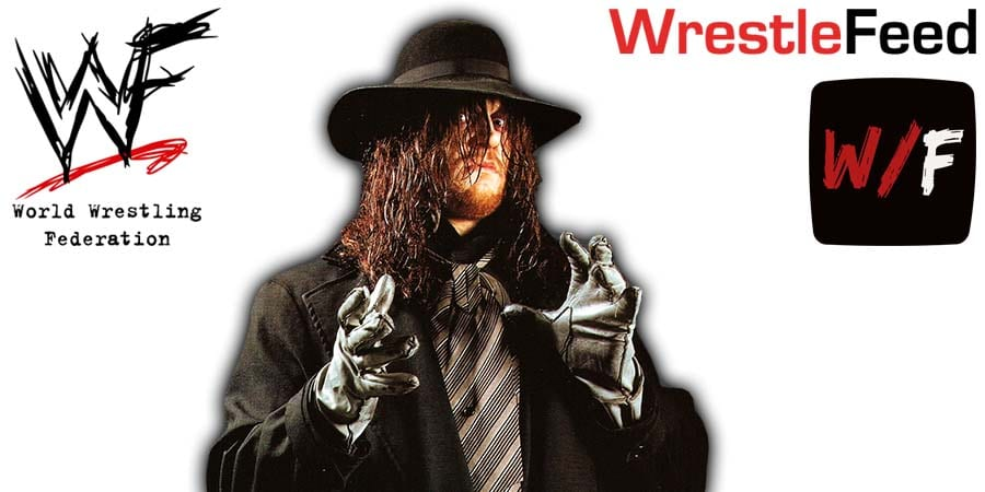 The Undertaker Article Pic 1 WrestleFeed App