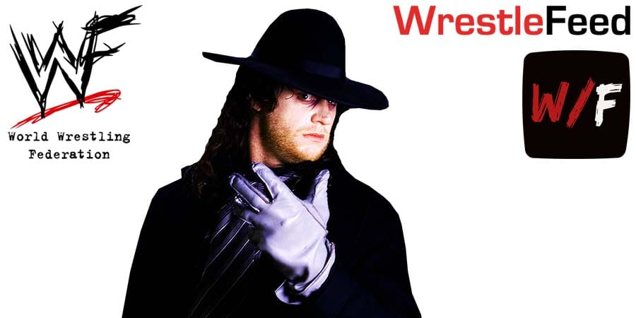 The Undertaker Article Pic 2 WrestleFeed App