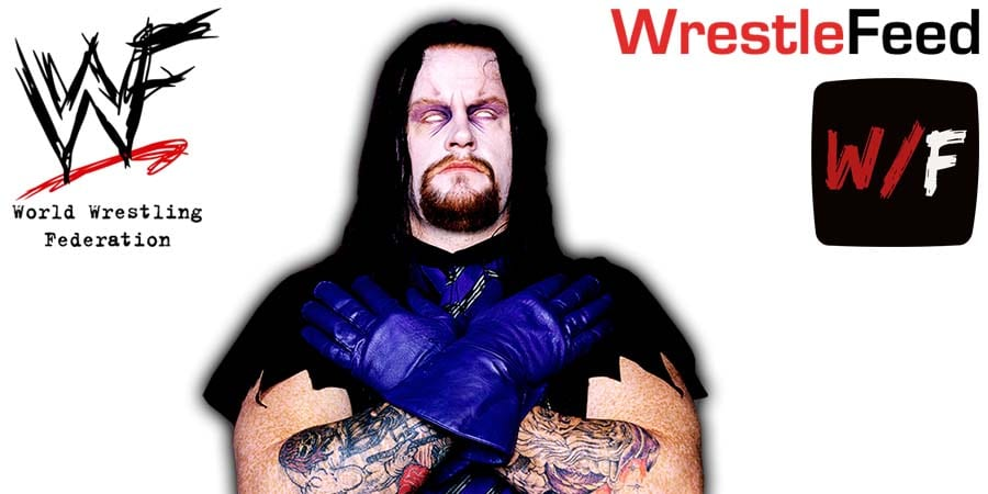 The Undertaker Article Pic 3 WrestleFeed App
