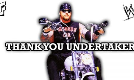 The Undertaker Finally Retires - Says WrestleMania 36 Was A Perfect Ending To His Career - Thank You Undertaker