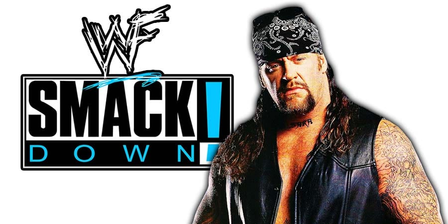 Undertaker American Badass SmackDown