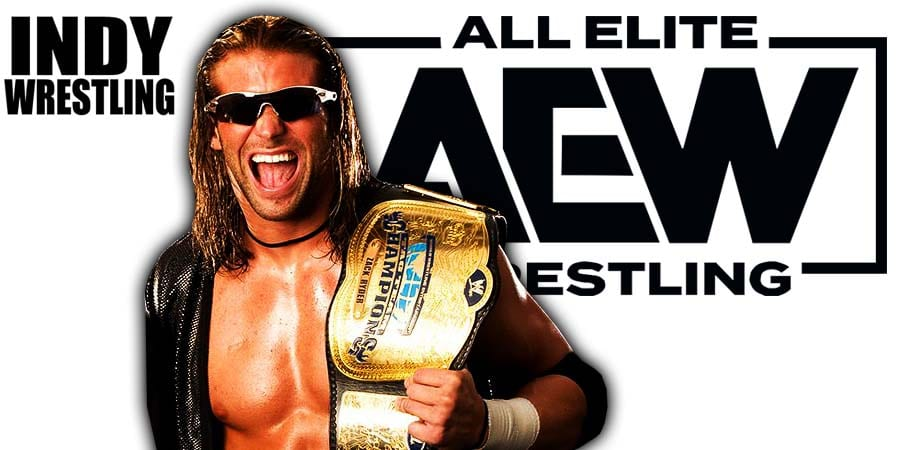 Zack Ryder AEW All Elite Wrestling