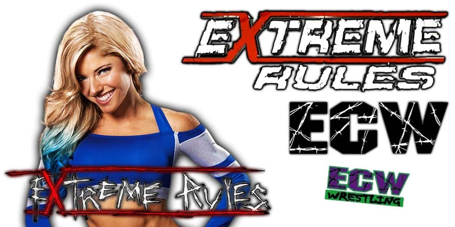 Alexa Bliss Extreme Rules 2020