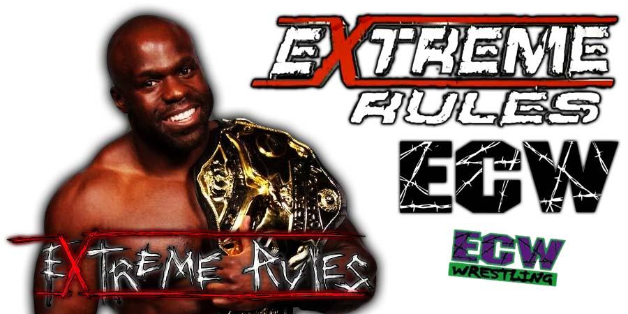 Apollo Crews WWE Extreme Rules