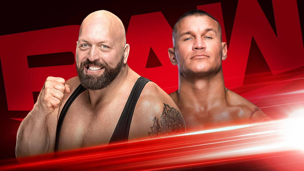 Big Show vs Randy Orton - WWE RAW July 2020 Unsanctioned Match