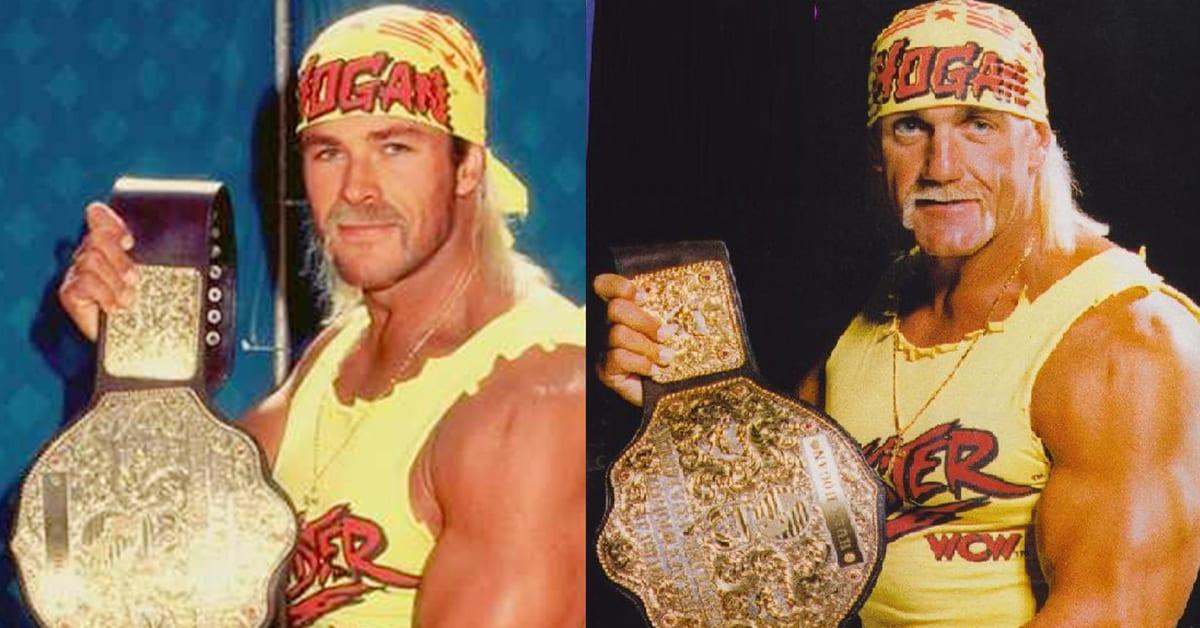 Chris Hemsworth As Hulk Hogan