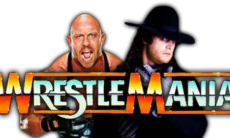 Chris Jericho Pitched The Idea Of Ryback Breaking The Undertaker's WrestleMania Streak