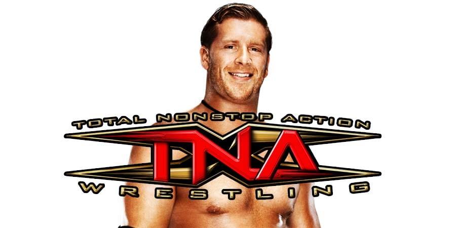 Curt Hawkins TNA Impact Wrestling