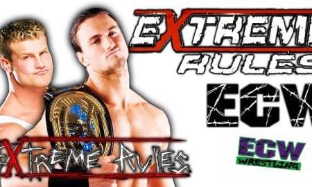 Dolph Ziggler vs Drew McIntyre - WWE Extreme Rules 2020 Stipulation