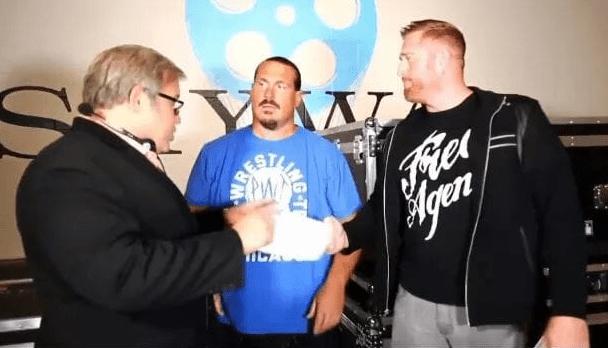 Don Callis Rhino Heath Slater Impact Wrestling Slammiversary 2020