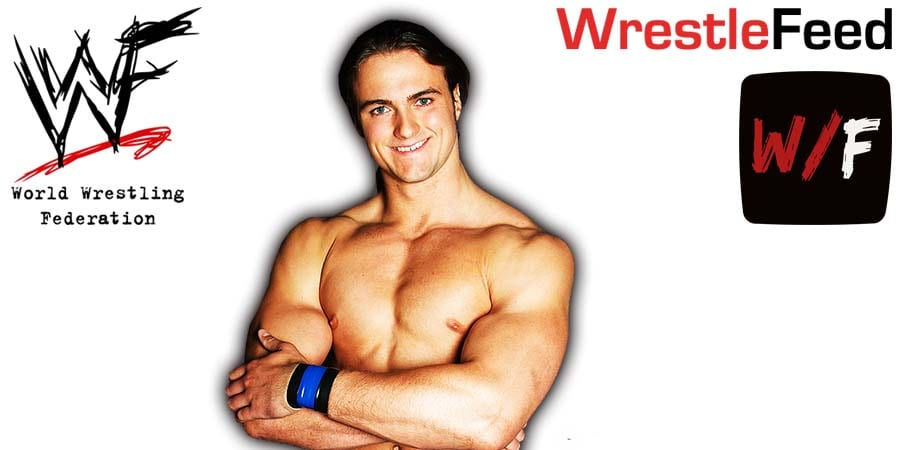 Drew McIntyre Pre-WWE Young Article Pic 1 WrestleFeed App