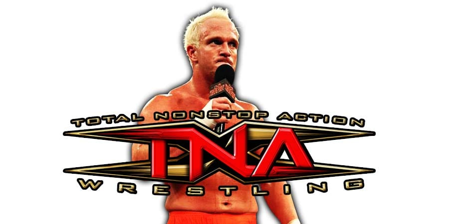 Eric Young TNA Impact Wrestling