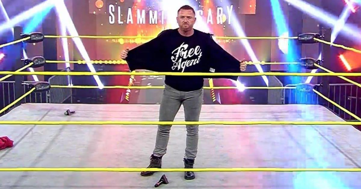 Heath Slater Makes Impact Wrestling Debut At Slammiversary 2020