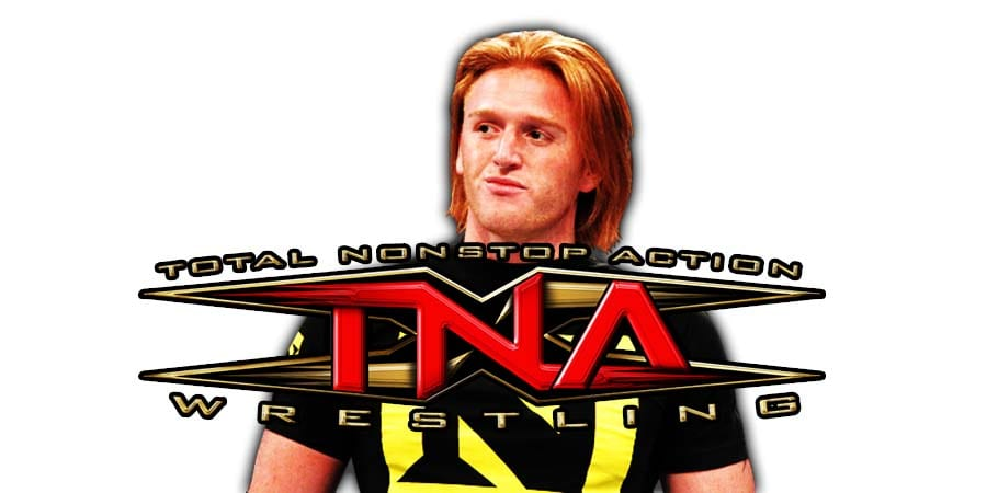 Heath Slater TNA Impact Wrestling