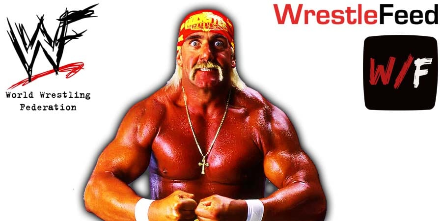 Hulk Hogan Article Pic 1 WrestleFeed App