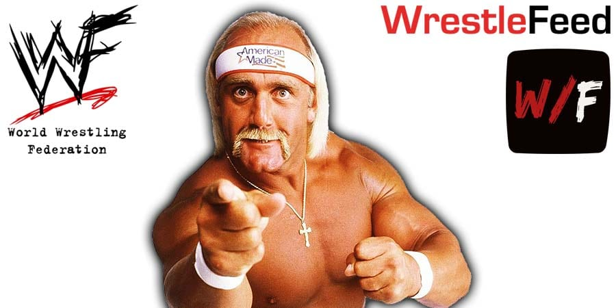 Hulk Hogan Article Pic 2 WrestleFeed App