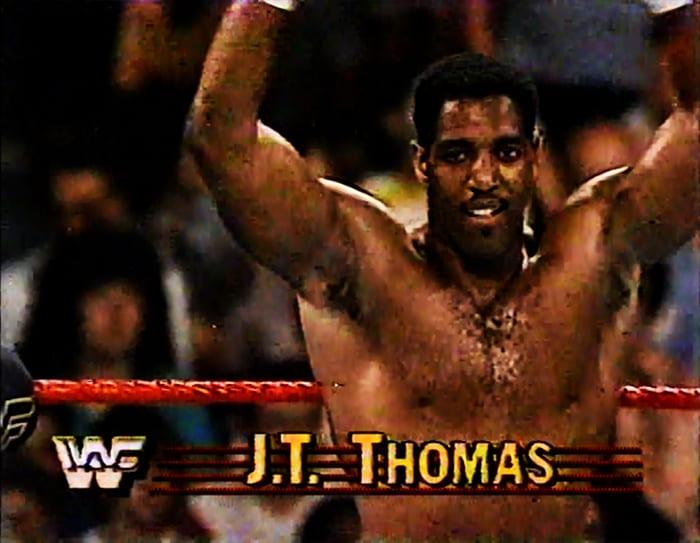 JT Thomas WWF Jobber