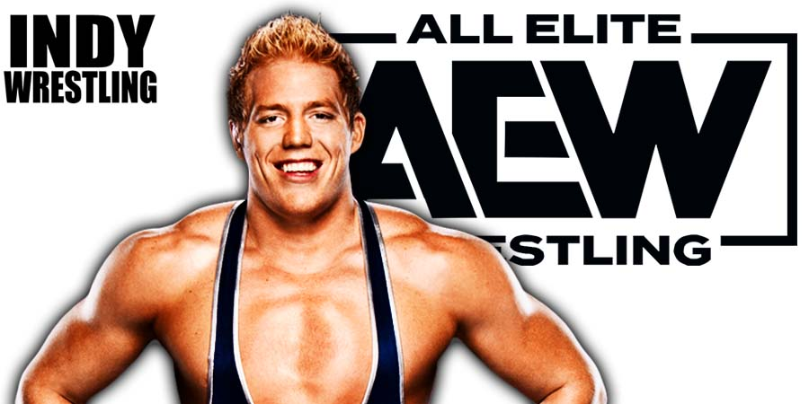 Jack Swagger Jake Hager AEW