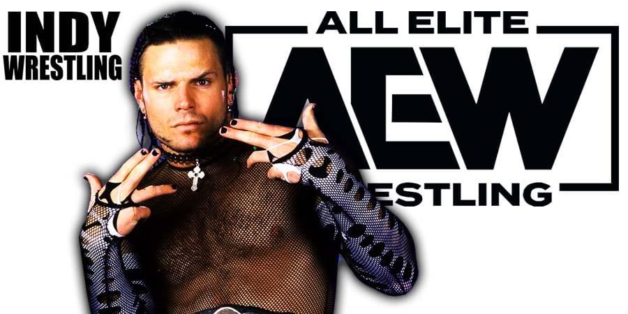 Jeff Hardy AEW Article Pic 1