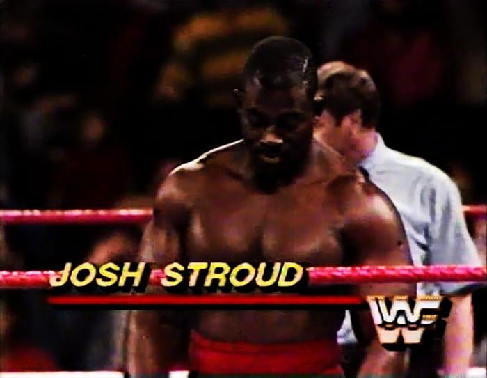 Josh Stroud WWF Jobber