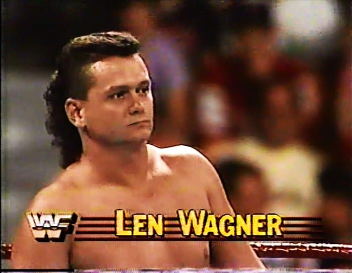 Len Wagner WWF Jobber