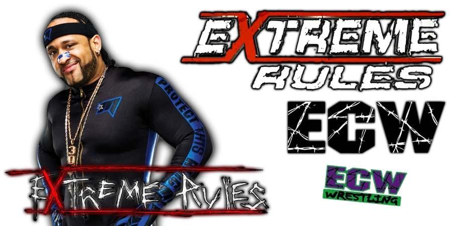 MVP WWE Extreme Rules 2020