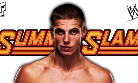 Matt Riddle WWE SummerSlam