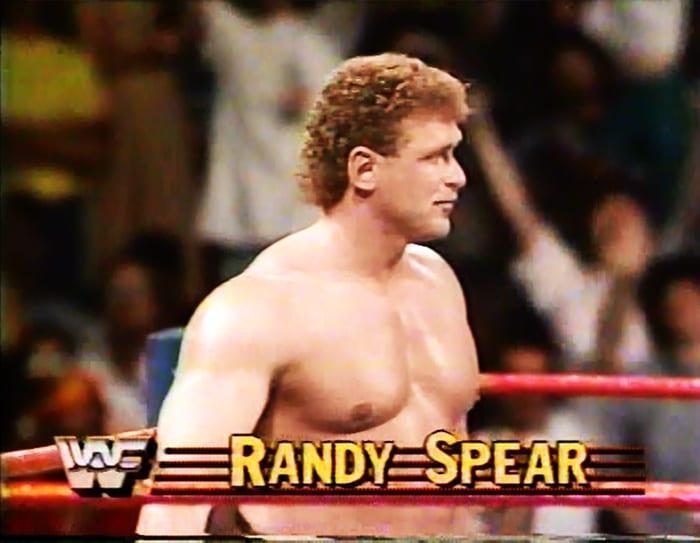 Randy Spear WWF Jobber