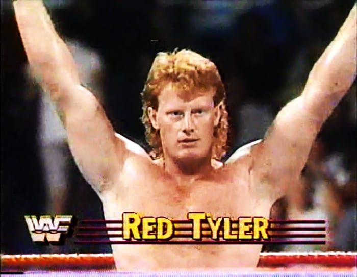 Red Tyler WWF Jobber