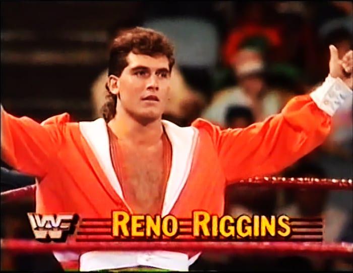 Reno Riggins WWF Jobber