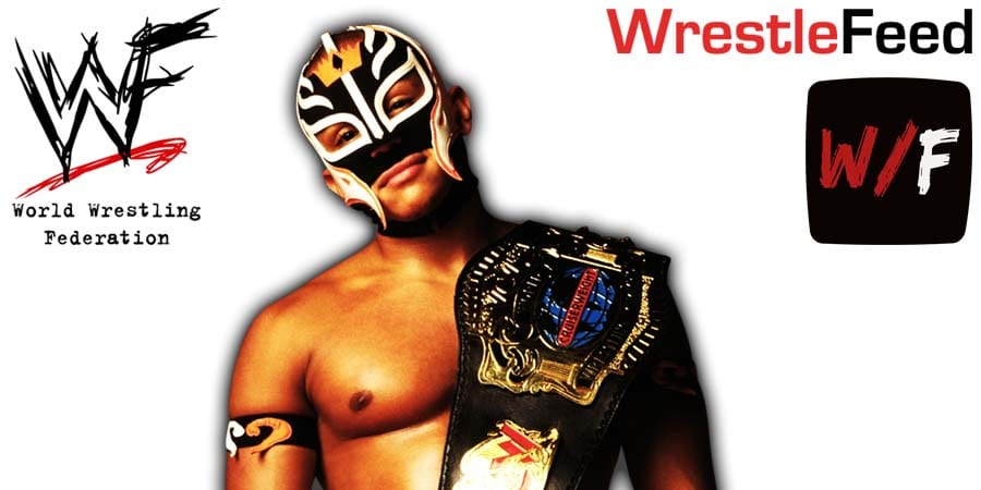 Rey Mysterio Article Pic 2 WrestleFeed App