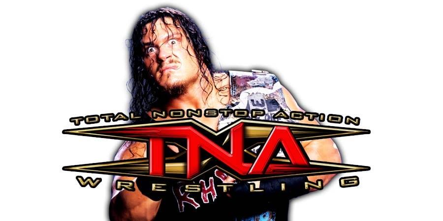 Rhyno Rhino TNA Impact Wrestling
