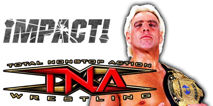 Ric Flair TNA Impact Wrestling
