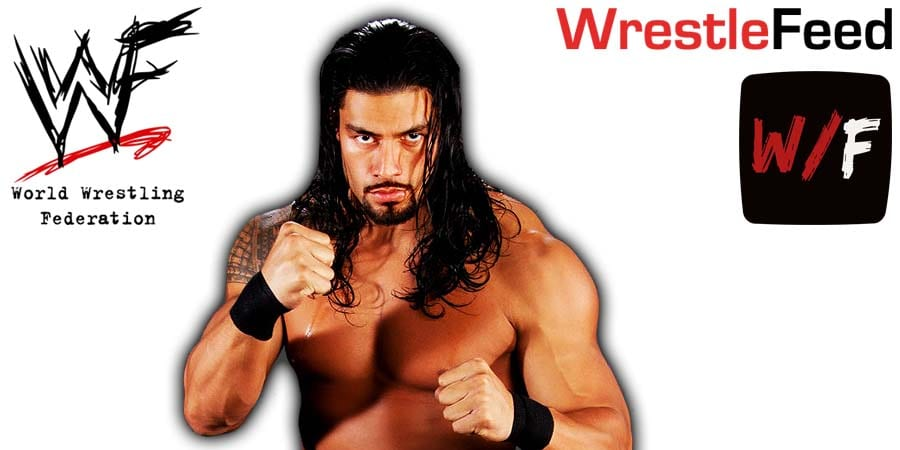 Roman Reigns Article Pic 2 WrestleFeed App