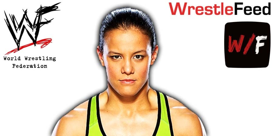 Shayna Baszler Article Pic 1 WrestleFeed App