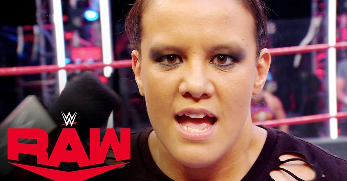 Shayna Baszler WWE RAW July 2020